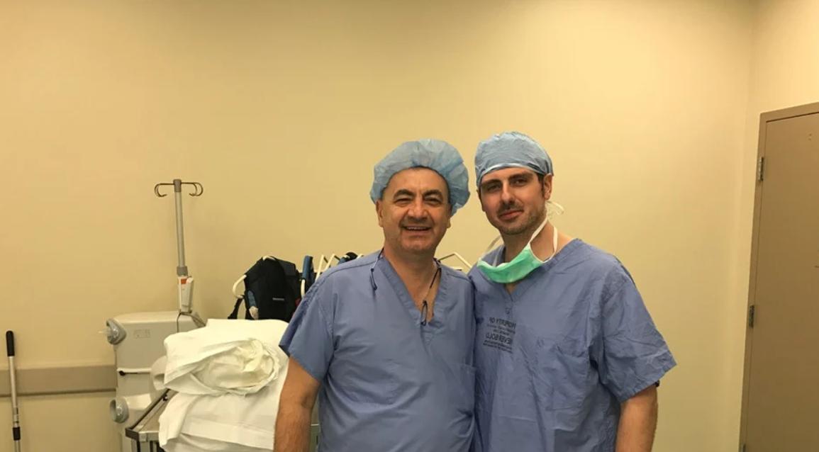 Dr Kenan Arnautovic USA