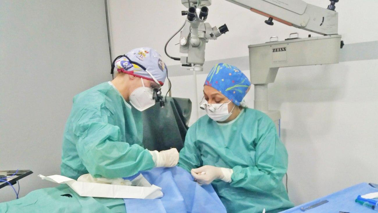 Dr Nina Jovanovic - Protruzija Oka Zuljanje I Suhoca Ociju
