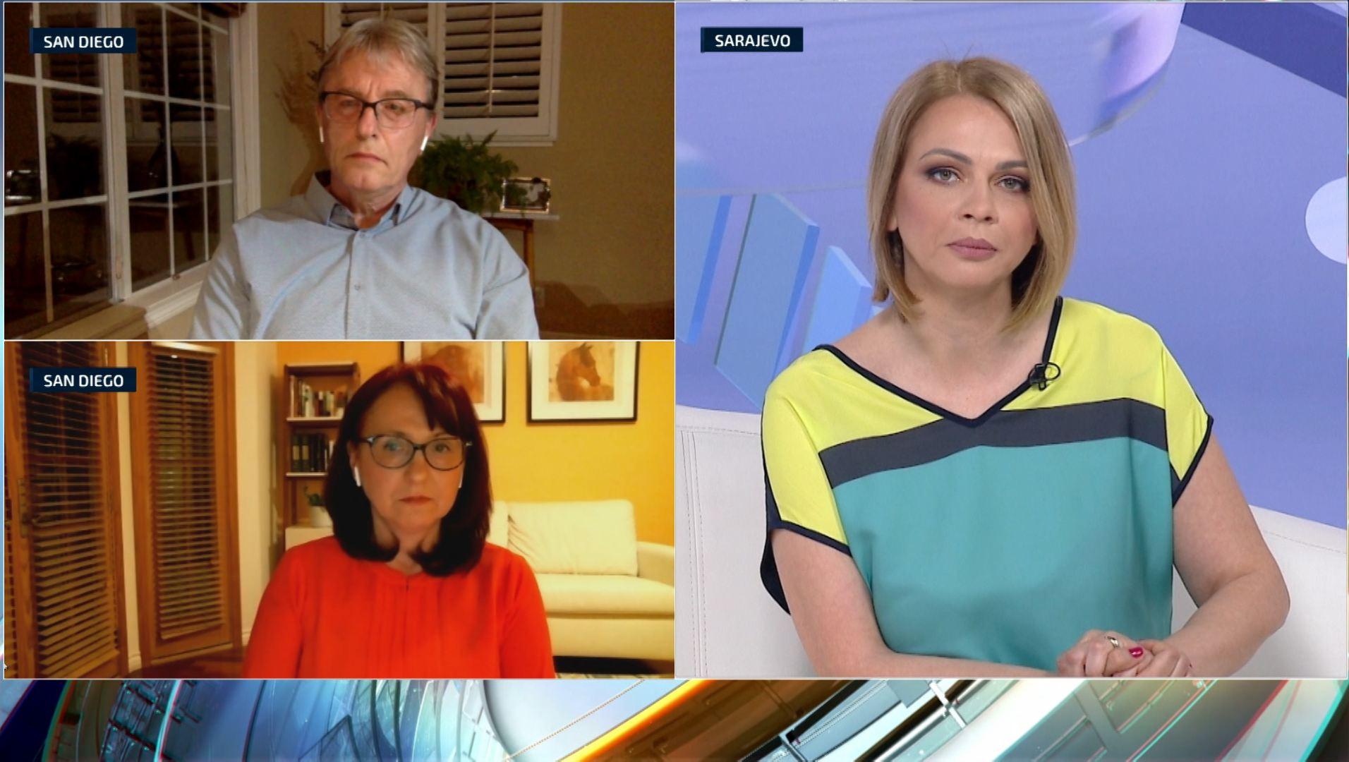 Bračni Par Begović: Liječenje Covid Pacijenata U SAD