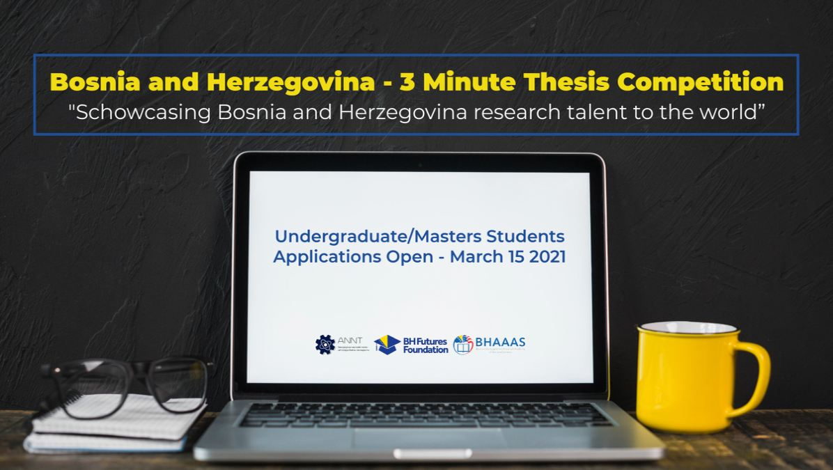 Three-minute Thesis 3MT Competition Challenges Students