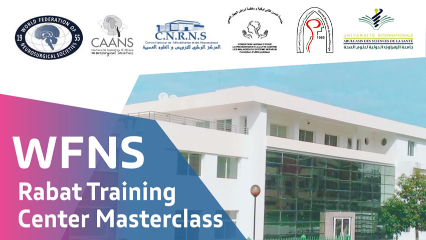 WFNS Rabat Training Center Master Class 2021