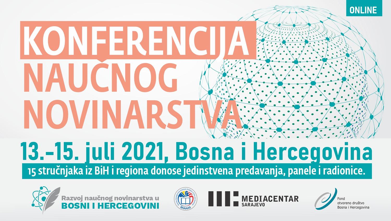 Konferencija naucnog novinarstva Sarajevo