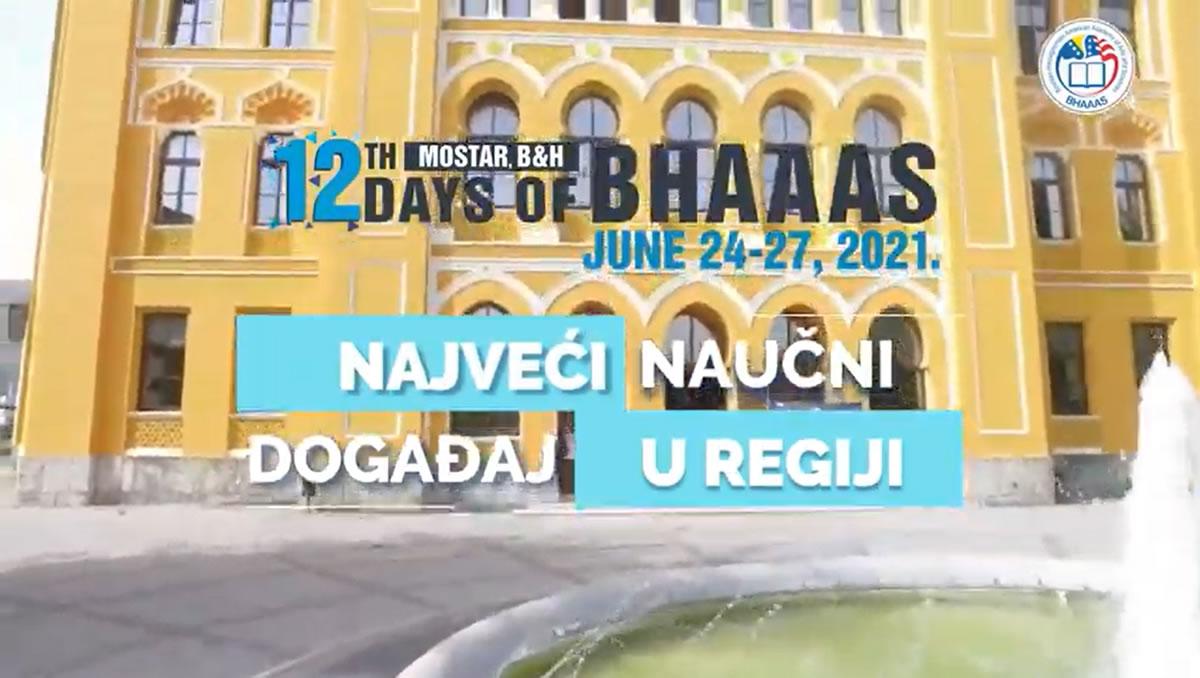 Izvjestaj 12 dani BHAAAS